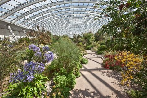 National Botanical Garden Of Wales Gardens West Wales National Botanic Garden Of