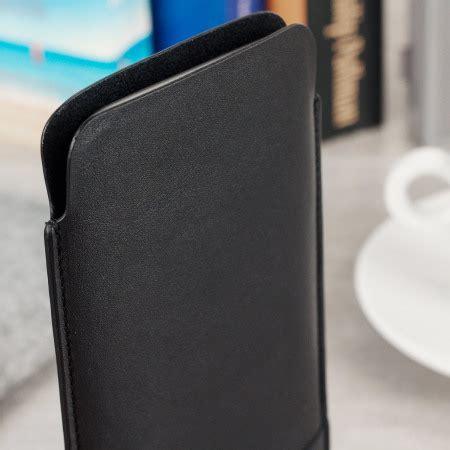 Slim Leather Iphone And Samsung beyza id slim samsung galaxy s8 leather pouch black