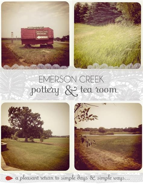 emerson creek tea room emerson creek pottery tea room oswego il coach house picturescoach house pictures