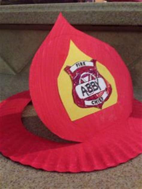 fireman hat pattern   printable outline  crafts