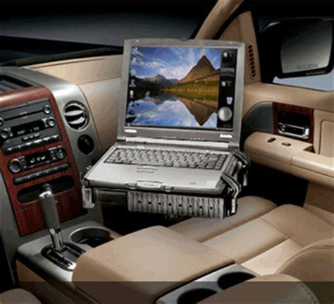 Ford F Series Truck Laptop Mount Computer Stand Truck Laptop Desk