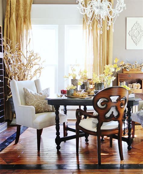 farmhouse dining room makeover    sherwin
