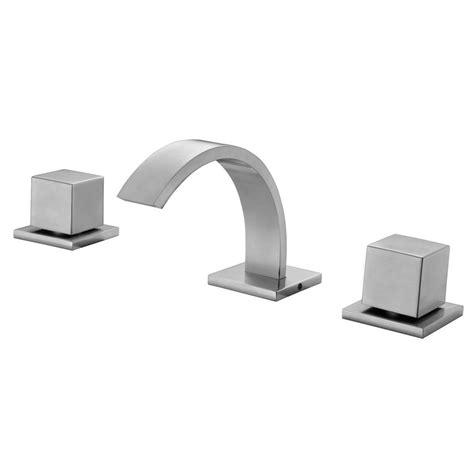 luxury bathroom faucets brands alfi brand ab1326 bn 8 in widespread 2 handle luxury