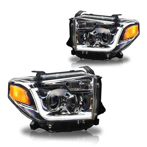 2004 toyota tundra led headlights toyota headlights toyota aftermarket headlights toyota