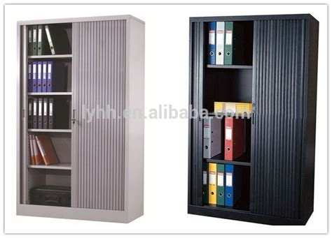 office storage cabinets with doors tambour door cabinet storage cabinets matttroy