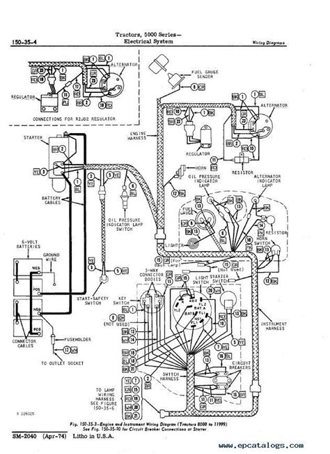 deere 2040 wiring diagram wiring diagram images