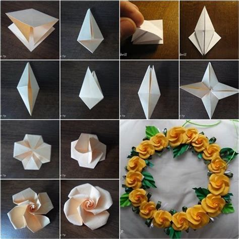 Cool Origami Flower - 25 best ideas about origami on origami