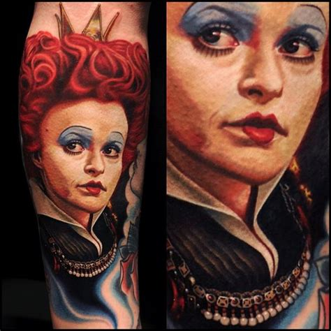 queen of hearts tattoos worldwide conference tattoos nikko of