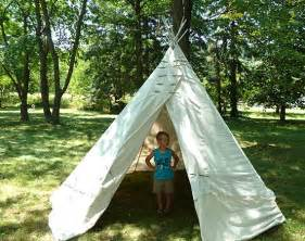 how tuesday backyard teepee etsy journal