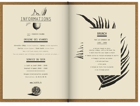 effective menu design and layout for restaurants best 25 restaurant menu design ideas on pinterest menu