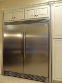 Redo Old Kitchen Cabinets frigidaire professional 19 cu ft all refrigerator 32 quot w