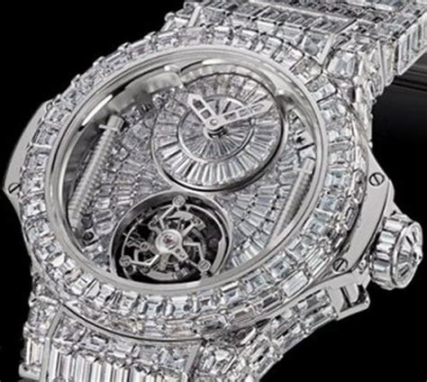 hublot unveils the most expensive at basel elite