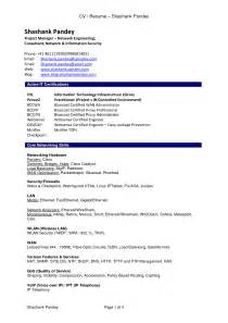 Best Resume Templates In Pdf by Best Resume Samples Pdf Professional Latest Cv Format