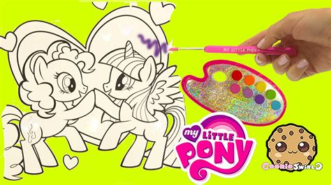 my pony painting my pony paintfolio watercolor mlp water color paint