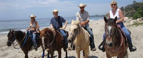 Best Places For Horseback Riding Near OC « CBS Los Angeles Los Angeles Horseback Riding