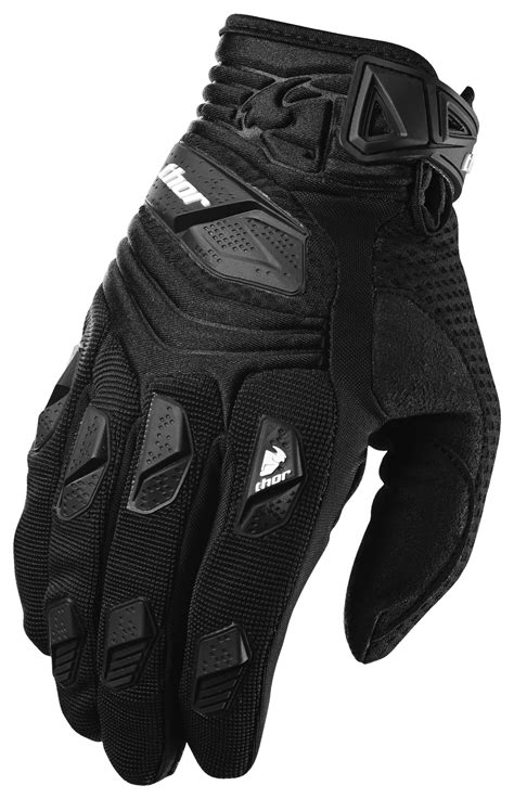 thor motocross gloves thor deflector gloves revzilla