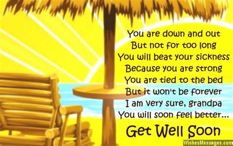 beat your out 17 images about get well soon messages quotes and poems