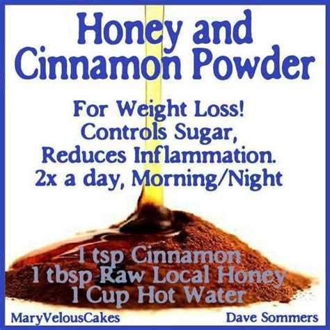 Cinnamon Water Detox Weight Loss by 25 Best Ideas About Cinnamon Water On Honey