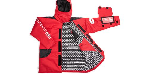 Best Giveaway Pizza Hut - pizza hut s pizza parka makes it easy to order from your smartphone