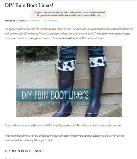 free boot liner patterns sew fabric boot liners