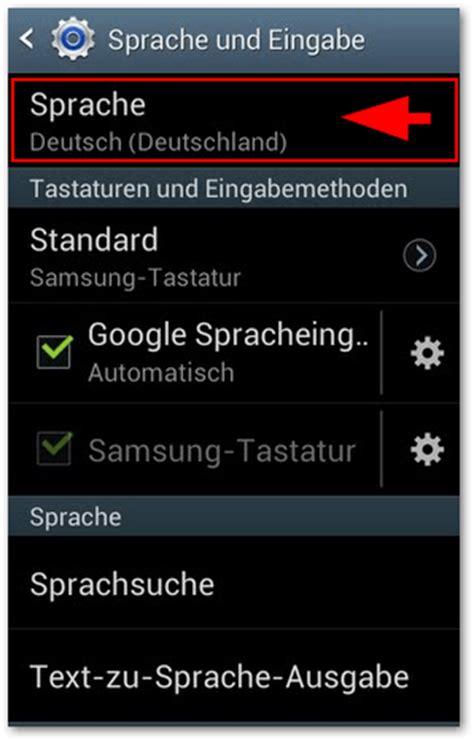 Samsung Galaxy Note 10 1 Sprache ändern by Anleitung Samsung Galaxy S4 Sprache 228 Ndern Techfrage