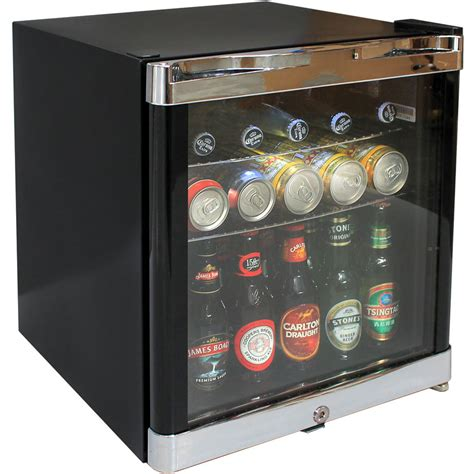 Freezer Mini Bar husky tropical glass door mini bar fridge 50 litre hus sc50