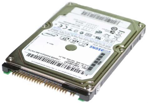 Hardisk Ata 60gb fujitsu mht2060as 60gb 5 4k rpm ata ide 9 5mm 2 5 quot disk drive hdd