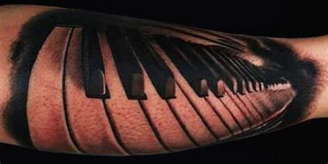 3d music tattoo designs designs and meaning