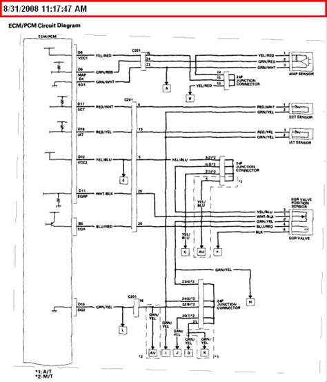 2003 honda accord wiring diagram efcaviation