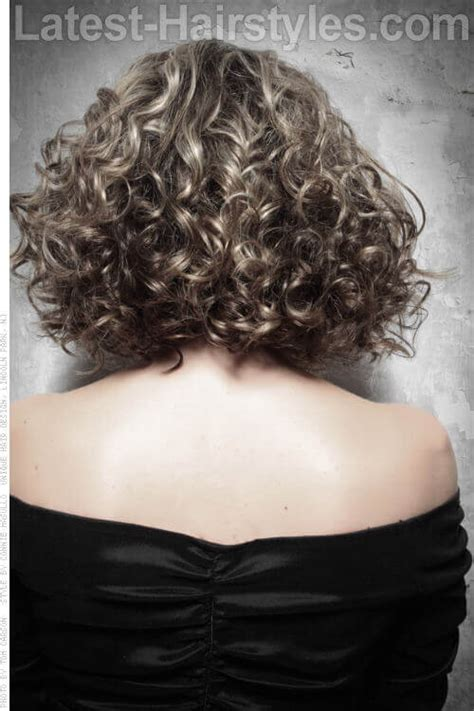 curly bob hairstyles pictures of back 20 medium hairstyles for fine hair from drab to fab