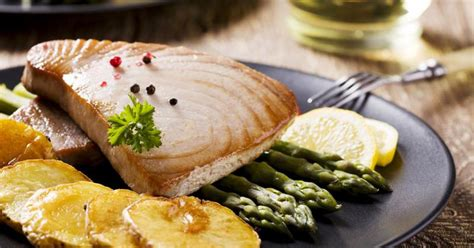 how to cook yellowtail tuna fish livestrong com