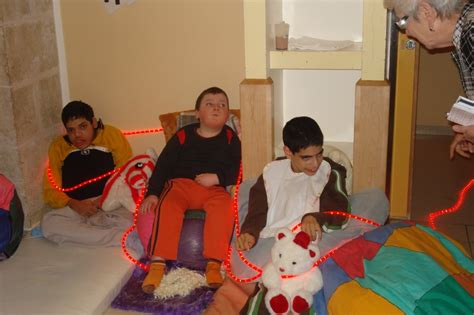 my visit to st vincent ain karem home for children with