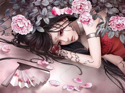 wallpaper girl best best wallpapers collection best anime girls wallpapers ii