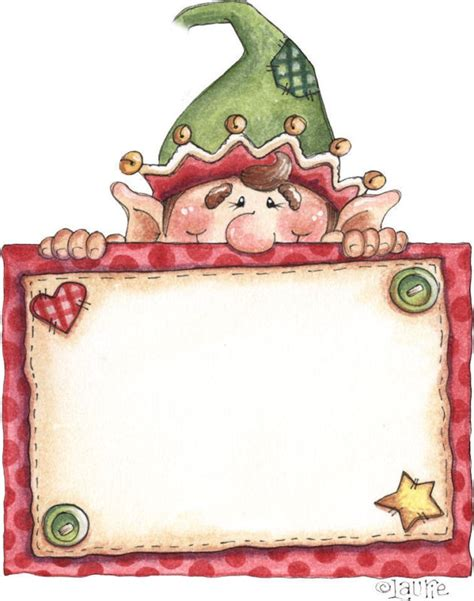 printable elf borders 112 best frames images on pinterest