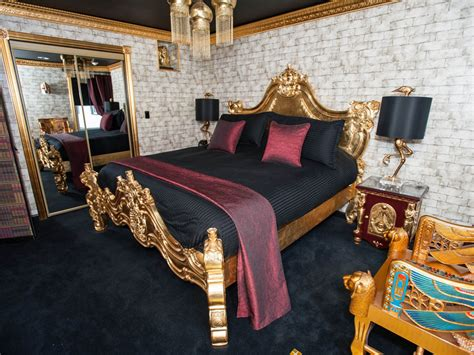 roxbury hotel themed rooms top 9 themed hotel rooms around world china org cn