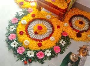 Rangoli Using Flowers - latest flower rangoli designs 2017 that will steal your