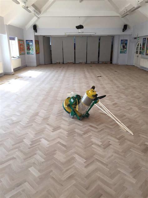 Parquet Flooring Restoration Techniques from JG Flooring