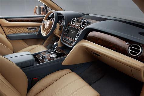 bentley coupe 2016 interior new bentley bentayga will spawn a seven seater 187mph suv