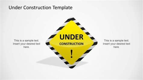 underconstruction template construction powerpoint template slidemodel