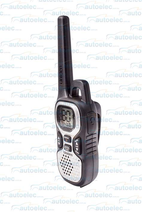 Taffware Walkie Talkie Single Band 1w 20ch Uhf Bf T1 Uniden Uh510 Handheld Uhf Two Way Radio Walkie Talkie 80ch Channel 1 Watt Ebay