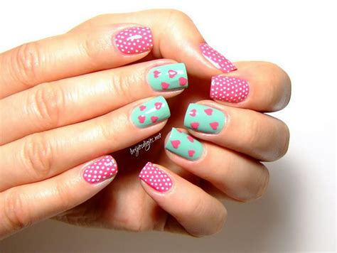 top  spring nail designs yve style