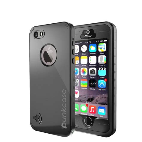 iphone 5s 5 waterproof punkcase studstar