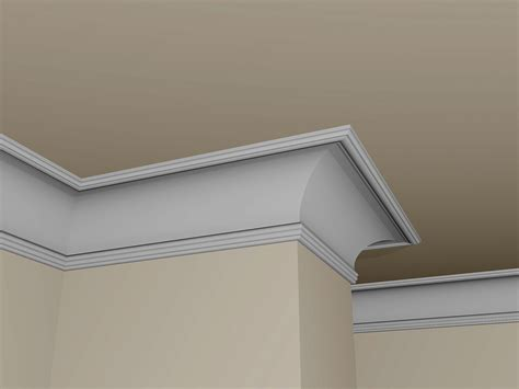 022765 cornice in gesso plasterego your creative partner