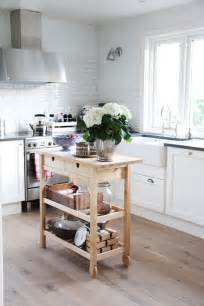 Adding A Kitchen Island Small Kitchen Island For The Home