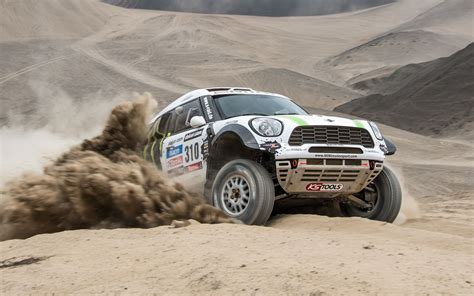 rally mini truck mini dominates 2013 dakar rally truck trend news