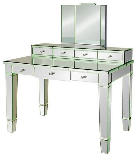 Vanity And Desk by Catherine Vanity Desk Traditional Bedroom Makeup