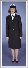 female enlisted service dress