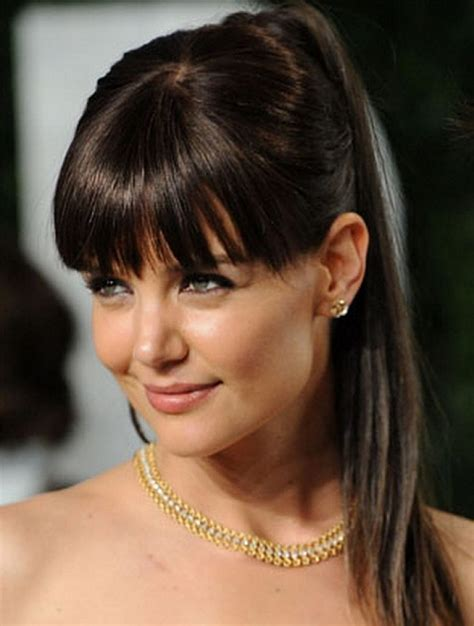 Updo Hairstyles With Bangs by 18 You Tried Black Updo Hairstyles With Bangs