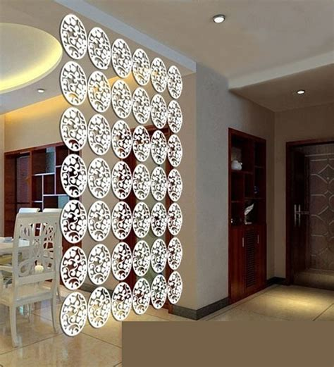 Acrylic Room Divider Acrylic Room Divider Mirrors Image1 Jpg 2 Acrylic Freestanding Mirrored Room Dividers At