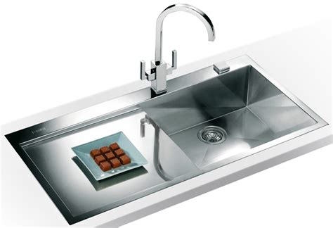 Franke Sinks Franke Planar Ppx 211 Sink Stainless Steel Slim Top